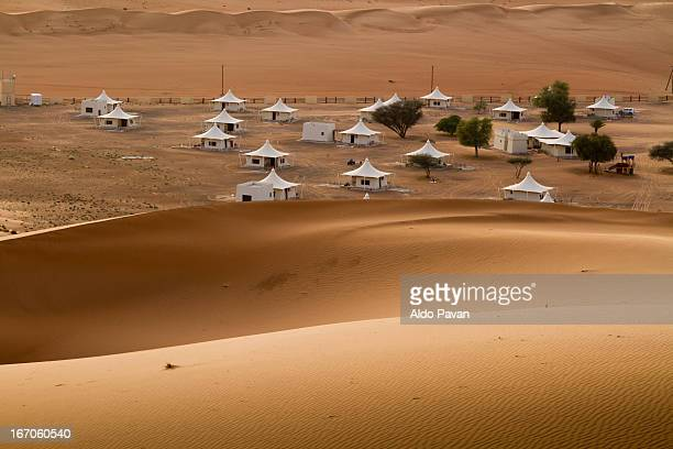 Oman, Wahiba desert, Desert Nights Camp