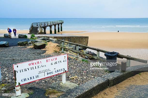 omana beach - omaha beach stock pictures, royalty-free photos & images