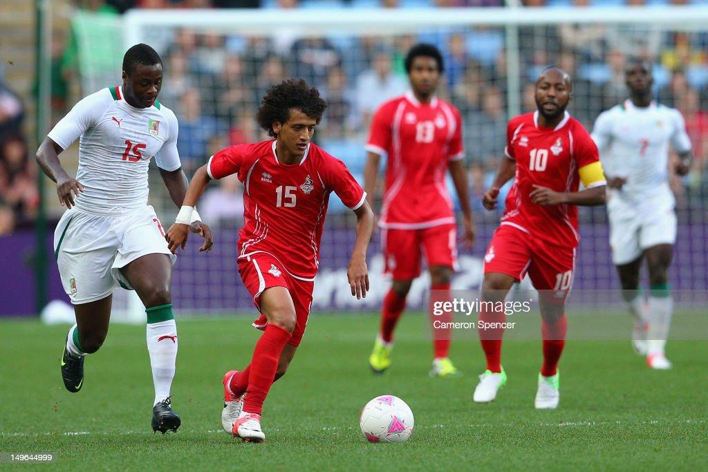 Olympics Day 5 - Men's Football - Senegal v United Arab Emirates : News Photo