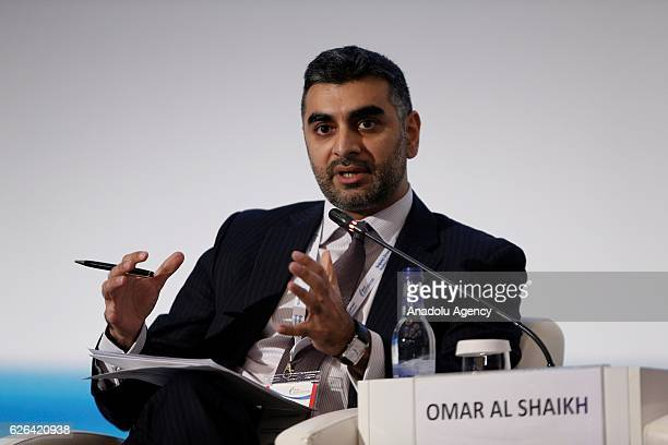 Omar Al Shaikh Advisory Board Member of Islamic Finance Council attends a session titled 'Towards an Islamic Finance and Impact Investing Ecosystem'...