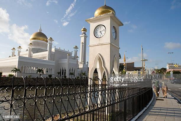 Omar Ali Saifuddien Mosque, Brunei Darussalam.