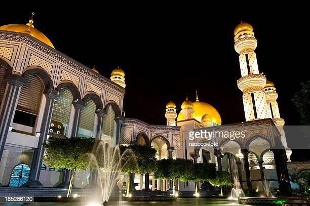 Omar Ali Saifuddien Mosque in Brunei