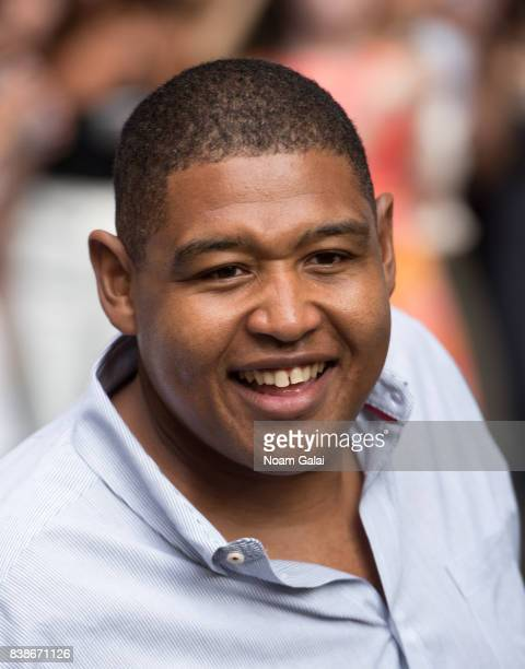 Omar Benson Miller attends the 2017 Lotte New York Palace Invitational at Lotte New York Palace on August 24 2017 in New York City
