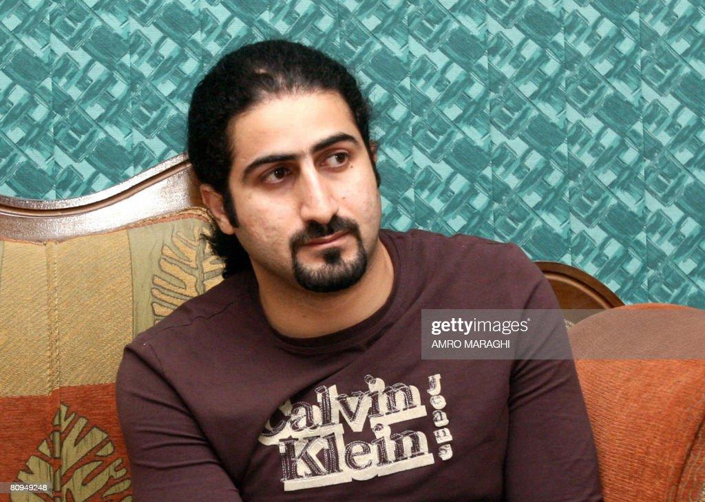 Omar bin Laden, son of Osama bin Ladan, : Fotografía de noticias