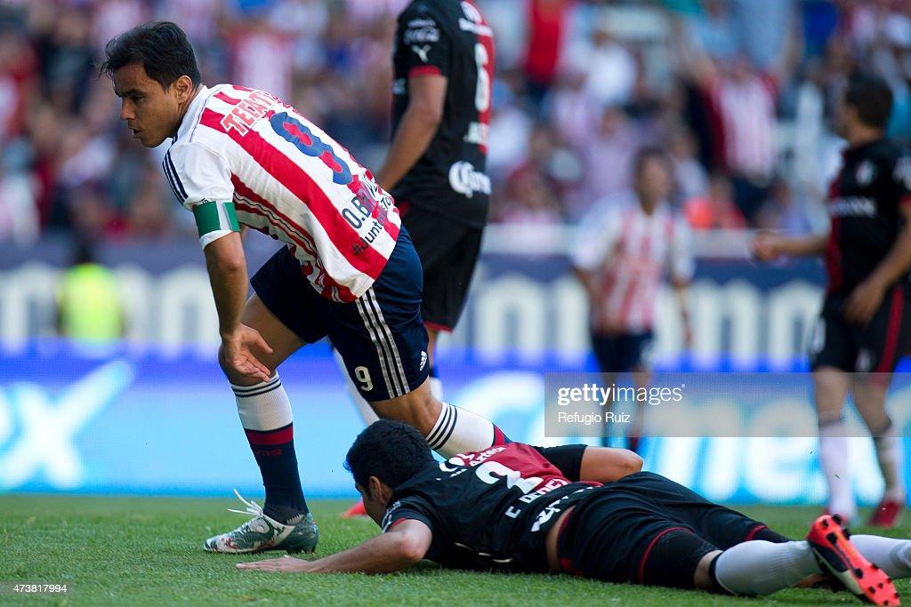 Atlas v Chivas - Play Offs Clausura 2015 Liga MX : Fotografía de noticias