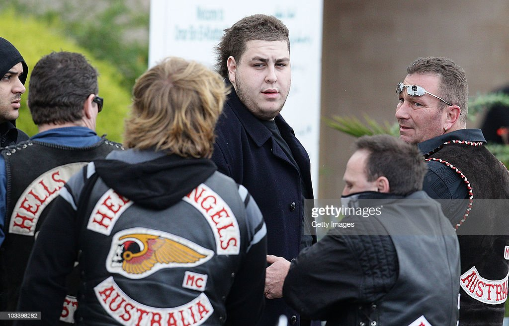 Omar Chaouk , the son of Macchour Chaouk talks to Hells Angels