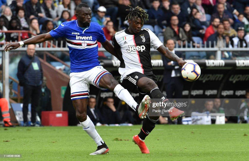 UC Sampdoria v Juventus - Serie A : Photo d'actualité