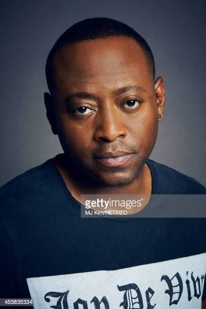 Omar Epp poses for a portrait at the Getty Images Portrait Studio powered by Samsung Galaxy at ComicCon International 2014 on July 24 2014 in San...