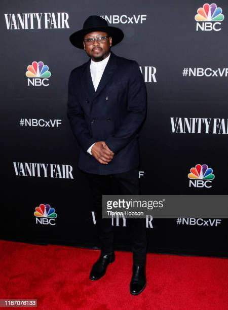 Omar Epps attends NBC and Vanity Fair's celebration of the season at The Henry on November 11, 2019 in Los Angeles, California.