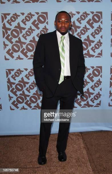 Omar Epps during 2005/2006 FOX Prime Time UpFront - Arrivals in New York City, New York, United States.