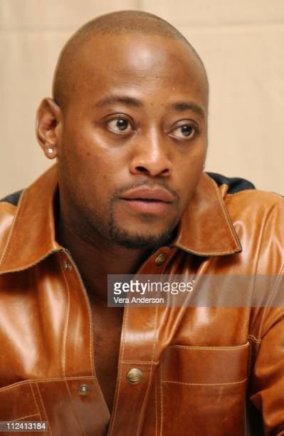 "Omar Epps during ""Against the Ropes"" Press Conference with Meg Ryan, Omar Epps, Charles S. Dutton and Jackie Kallen at The Four Seasons Hotel in..."