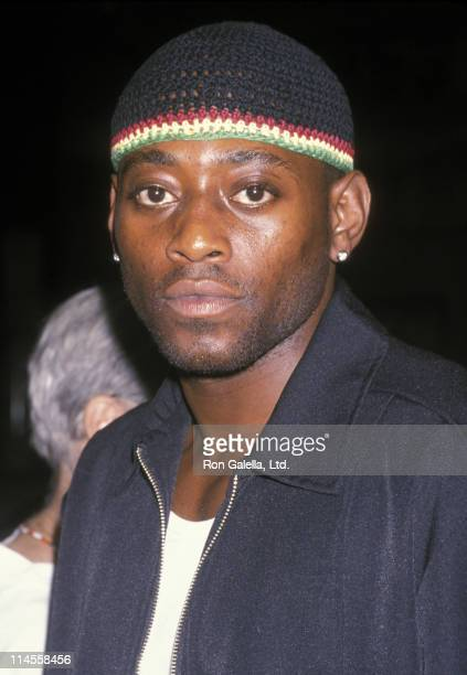 Omar Epps during Premiere of 'Brother' July 9 2001 at Sony Studios in New York City New York United States