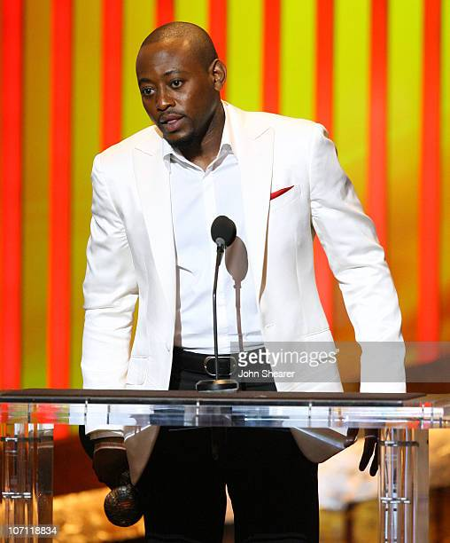 Omar Epps winner Oustanding Supporting Actor in a Drama Series for 'House'