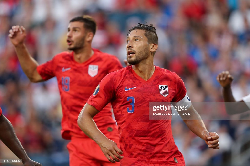 Panama v United States: Group D - 2019 CONCACAF Gold Cup : News Photo