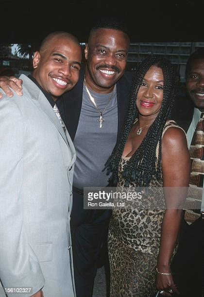 Omar Gooding father Cuba Gooding and mother Shirley Gooding