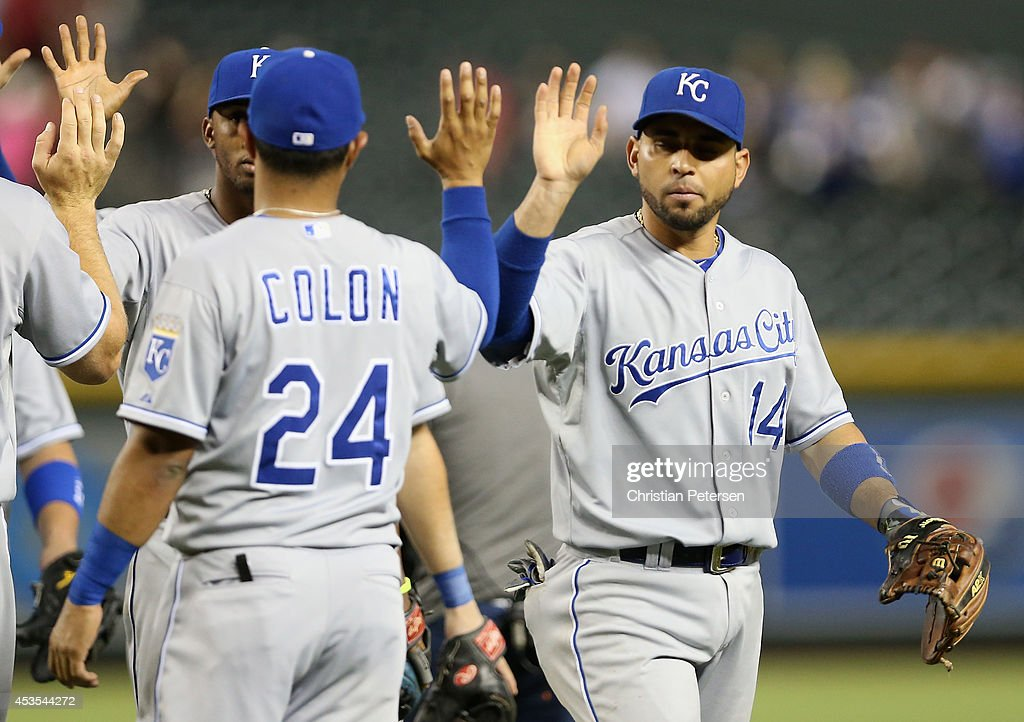 Kansas City Royals v Arizona Diamondbacks : News Photo