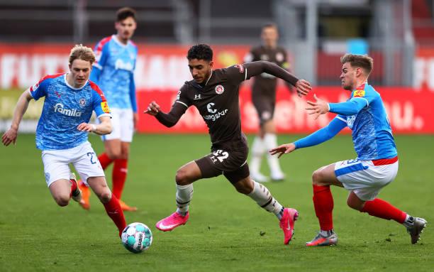 DEU: Holstein Kiel v FC St. Pauli - Second Bundesliga