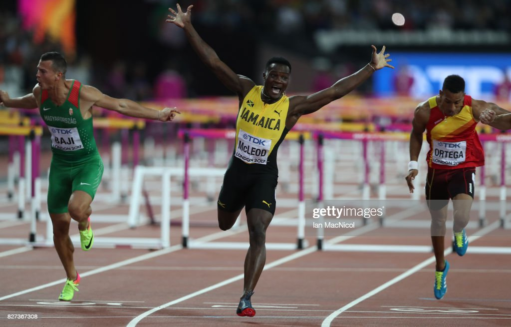 16th IAAF World Athletics Championships London 2017 - Day Four