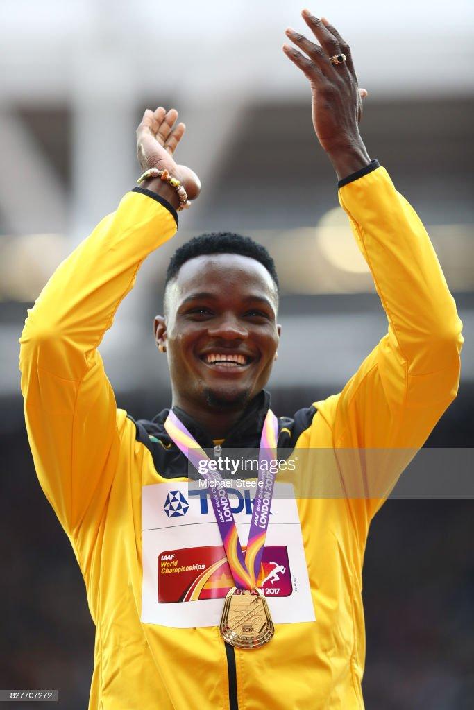 16th IAAF World Athletics Championships London 2017 - Day Five