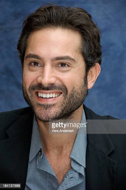 Omar Metwally at the 'Rendition' press conference at the Regent Beverly Wilshire Hotel on September 30 2007 in Beverly Hills California