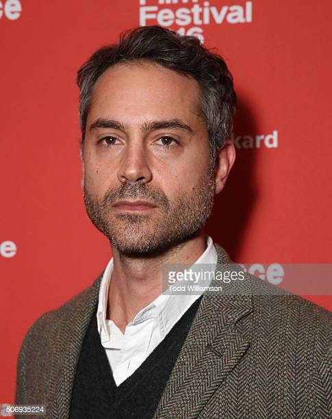 Omar Metwally attends the premiere of 'Complete Unknown' at the Sundance Film Festival on January 25 2016 in Park City Utah