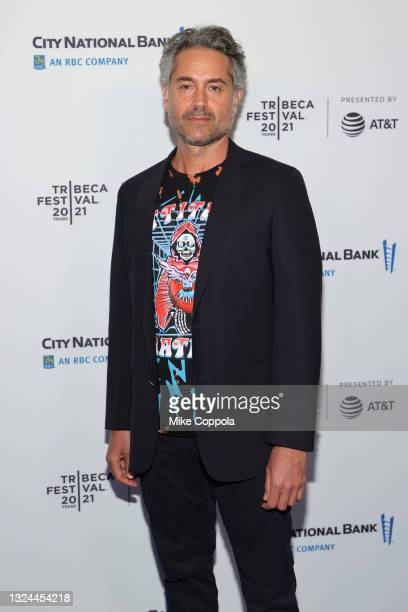 """Omar Metwally attends the """"Untitled: Dave Chappelle Documentary"""" Premiere during the 2021 Tribeca Festival at Radio City Music Hall on June 19, 2021..."""