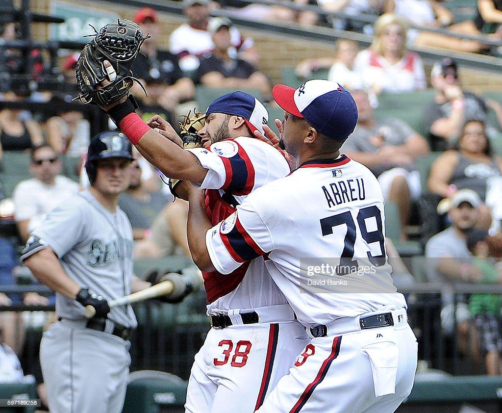 Seattle Mariners v Chicago White Sox : News Photo
