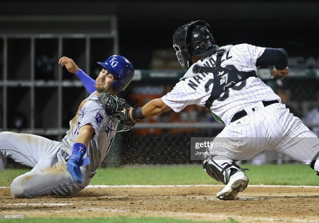 Kansas City Royals v Chicago White Sox