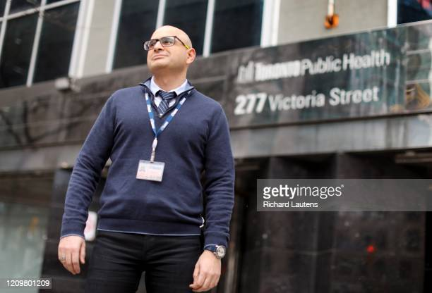 Omar Ozaldin is the Program Manager of Communicable Diseases Control for the City He is also a member of Torontos frontline contact tracing team He...
