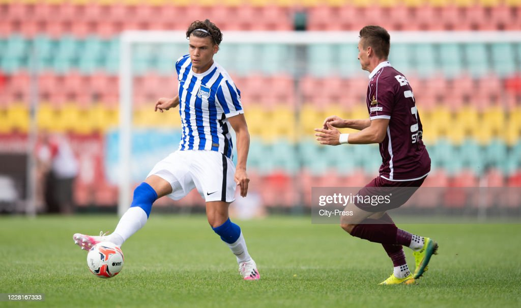REGIONALLIGA NORDOST - BFC Dynamo v Hertha BSC U23 : News Photo