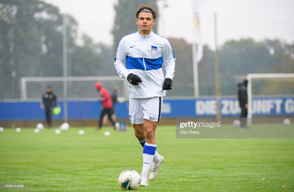 REGIONALLIGA-NORDOST - Hertha BSC U23 v FC Energie Cottbus : News Photo