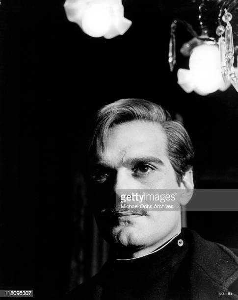 Omar Sharif as the young medical student in a scene from the film 'Doctor Zhivago' 1965
