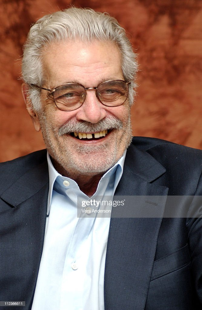 Omar Sharif during 'Monsieur Ibrahim' Press Conference with Omar Sharif at Regent Beverly Wilshire Hotel in Beverly Hills, California, United States.