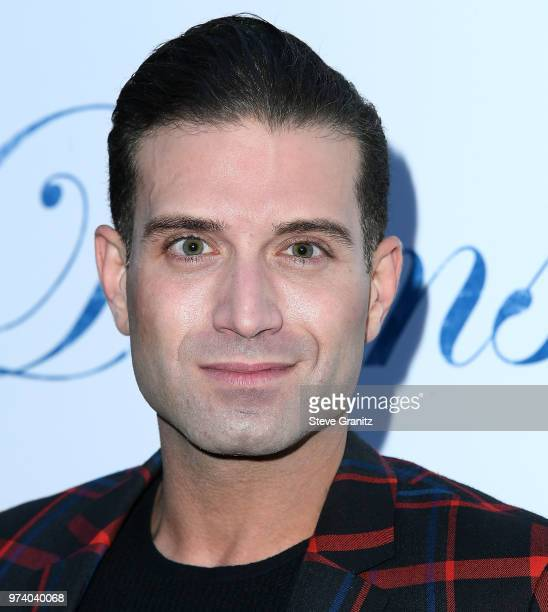 Omar Sharif Jr arrives at the Magnolia Pictures' 'Damsel' Premiere at ArcLight Hollywood on June 13 2018 in Hollywood California