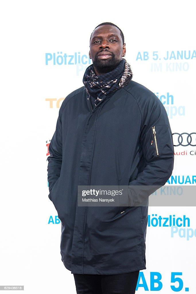 'Ploetzlich Papa' German Premiere In Berlin