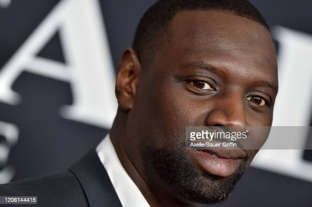 """Omar Sy attends the Premiere of 20th Century Studios' """"The Call of the Wild"""" at El Capitan Theatre on February 13, 2020 in Los Angeles, California."""
