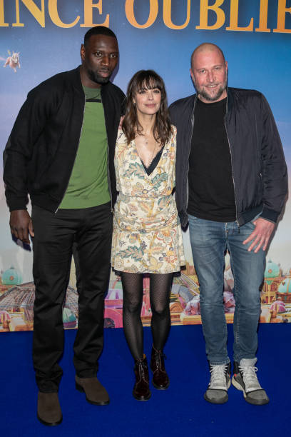 "FRA: ""Le Prince Oublie"" : Premiere At Le Grand Rex In Paris"