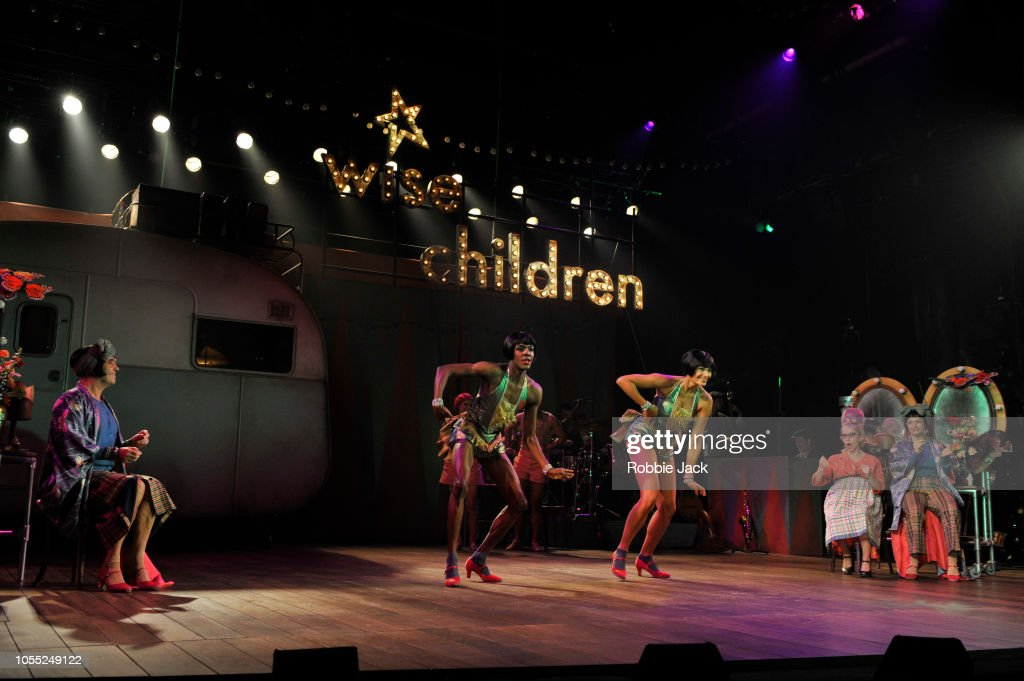 'Wise Children' At The Old Vic London : News Photo