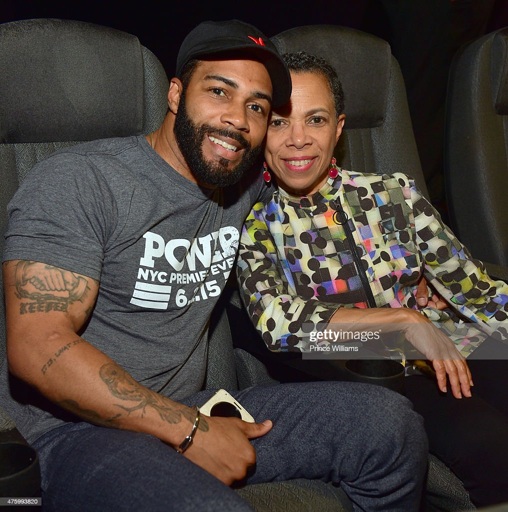 Season 2 Premiere Episode Of Power Featuring a Q&A With Omari Hardwick : News Photo