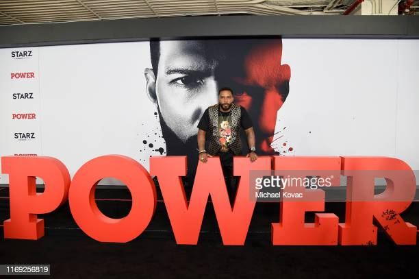 Omari Hardwick at STARZ Madison Square Garden Power Season 6 Red Carpet Premiere Concert and Party on August 20 2019 in New York City