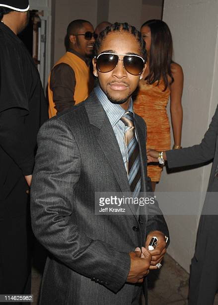 Omarion during 2006 TNT Black Movie Awards HBO After Party in Los Angeles California United States