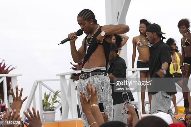 Omarion during BET 'Spring Bling' Day Two March 24 2007 at Singer Island in West Palm Beach Florida United States