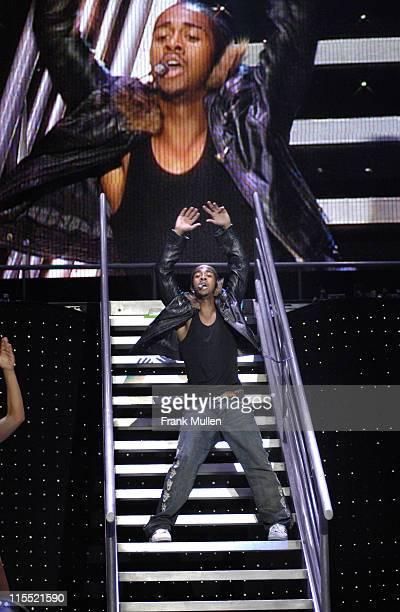 Omarion during Scream Tour IV at Philips Arena in Atlanta August 21 2005 at Philips Arena in Atlanta Georgia United States