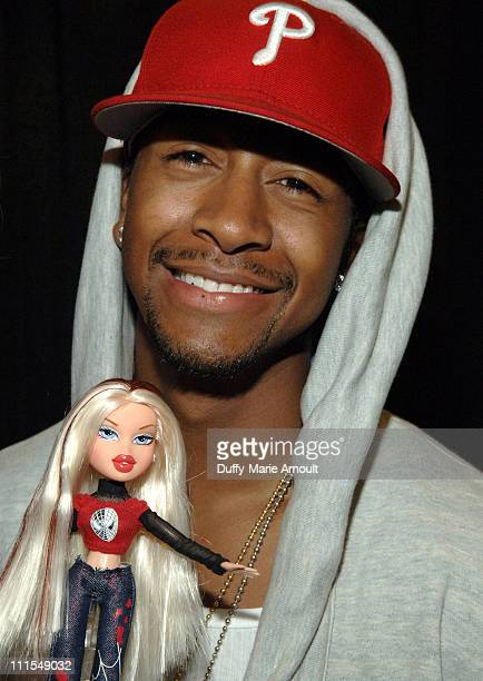 Omarion during Z100's Zootopia 2007 - On 3 Productions Suites at Nassau Colliseum in New York City, New York, United States.