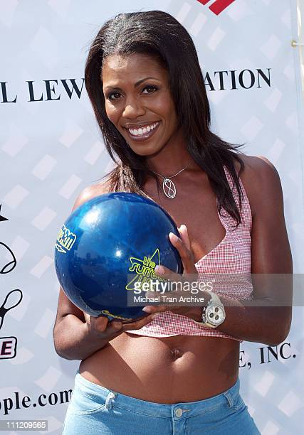 Omarosa during Kiki Shepard's 3rd Annual Celebrity Bowling Challenge to Benefit The Sickle Cell Disease Association of America at Pickwick Center in...