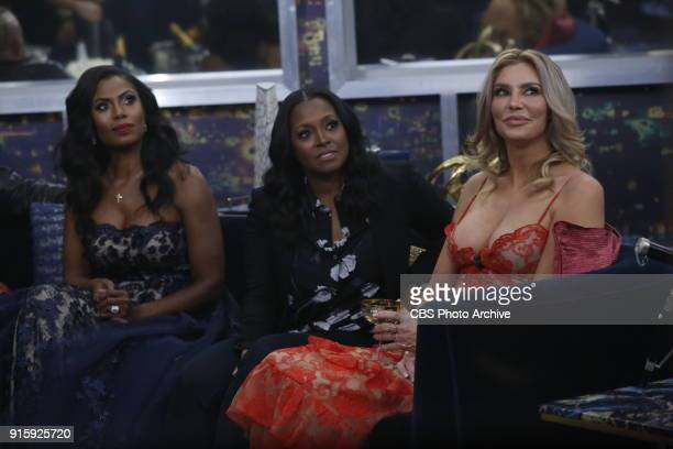 Omarosa Keshia Knight Pullman and Brandi Glanville on the firstever celebrity edition of BIG BROTHER in the US will debut with a threenight premiere...