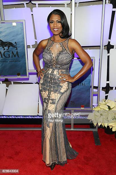 Omarosa Manigault attends the MGM National Harbor Grand Opening Gala on December 8 2016 in National Harbor Maryland