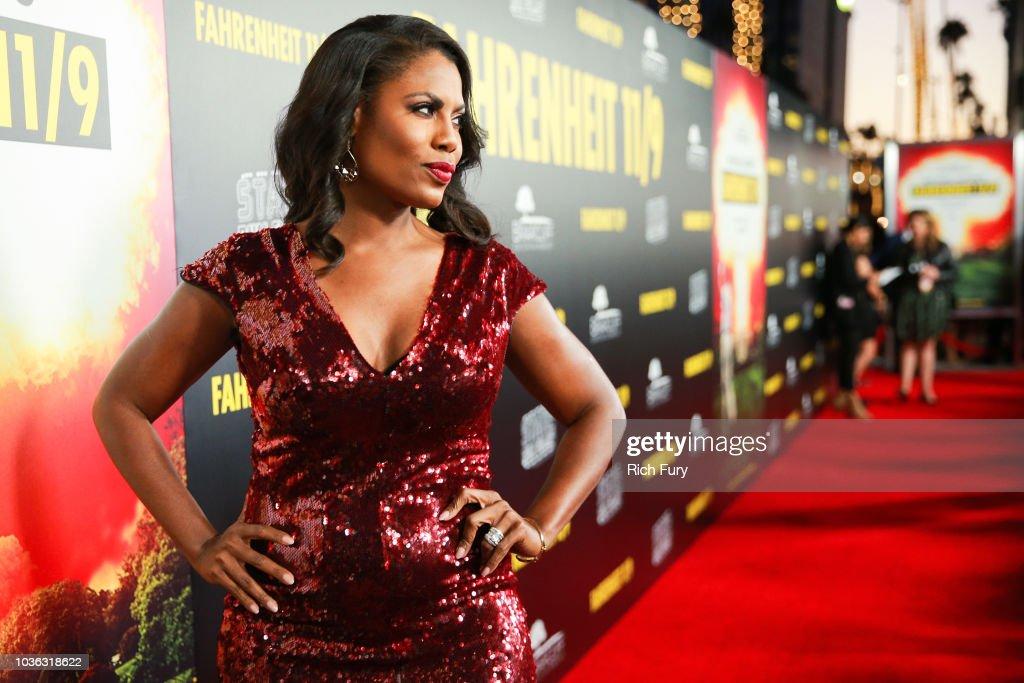 Premiere Of Briarcliff Entertainment's 'Fahrenheit 11/9' - Red Carpet : News Photo