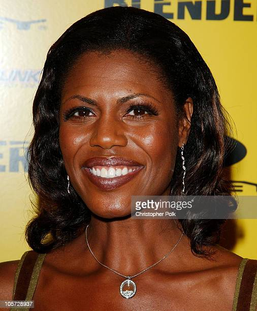 Omarosa Manigault-Stallworth during Blender/Oakley X Games Party - Arrivals at The Key Club in Los Angeles, California, United States.