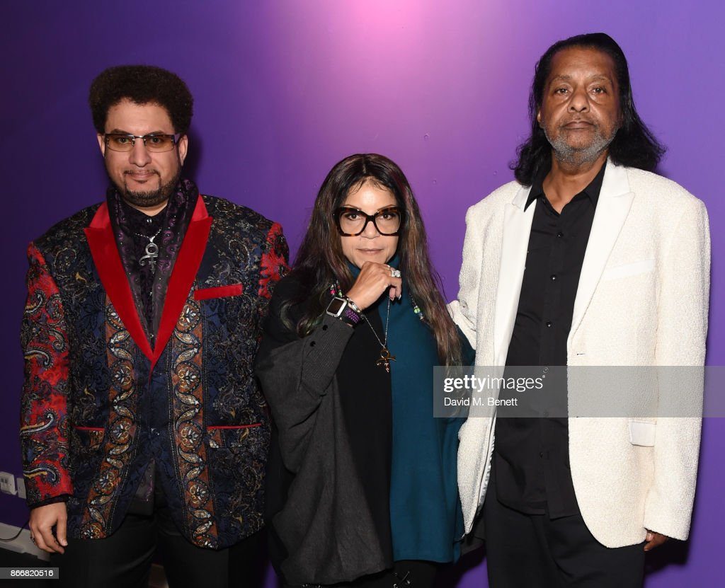 """""""My Name Is Prince"""" Exhibition At The O2 - Private View : News Photo"""